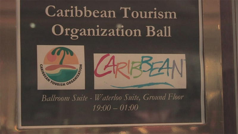 Caribbean Tourism Organization Ball 2015