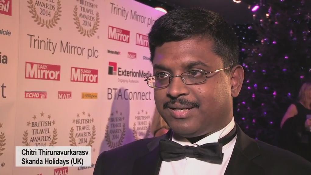Interview with Chitri Thirunavurkarasv from Skanda Holidays