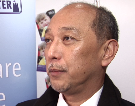 Interview with Domingo Ramon Enerio lll at WTM 2014