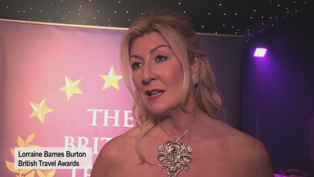 Interview with Lorraine Barnes Burton, CEO, British Travel Awards