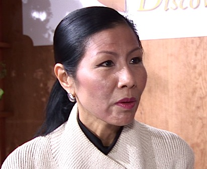 Interview with Thailand Tourism Minister at WTM 2014