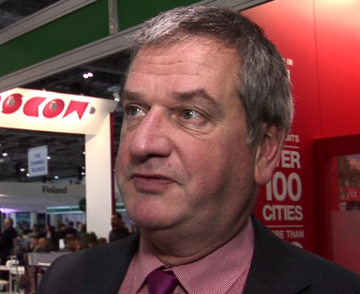 Interview with Jeremy Brinkworth at WTM 2014