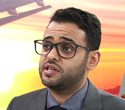 Interview with Wael M. Al Sahran at WTM 2014
