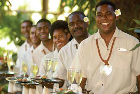 Employees are # 1 at Outrigger Resorts