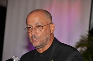 Richard Skerritt, Saint Kitts and Nevis, Minister of Tourism